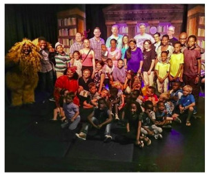 National Children's Theatre is South Africa's only resident children's theatre organisation