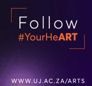 UJ Arts & Culture - Follow #YourHeART